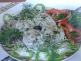 Salată Alba ca zăpada (Salată Snejanka)