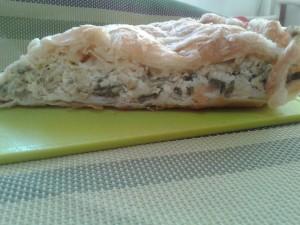 Plăcintă armânească de brânzeturi (Pita armânească di ghiză)